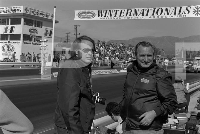 1970 NHRA Tenth Annual Winternationals - Los Angeles County Raceway Pomona