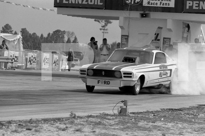 1971 AHRA Grand American Drag Race - West Palm Beach Florida