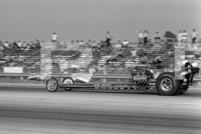 1971 AHRA Grand American Drag Race - West Palm Beach Florida