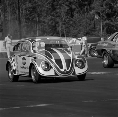 1971 NHRA 2nd Annual Summernationals - Englishtown New Jersey