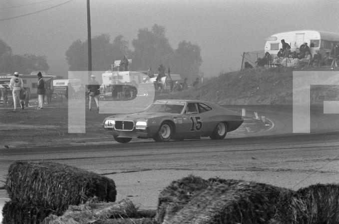 1972 NASCAR Winston Western 500 - Riverside International Raceway