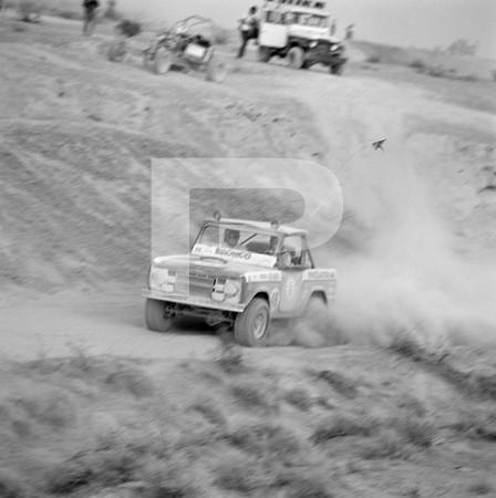 1971 Del Webb Mint 400 Desert Rally Off-Road Race