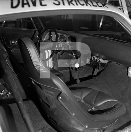 1971 NHRA Pro Stock Drag Racing Cars