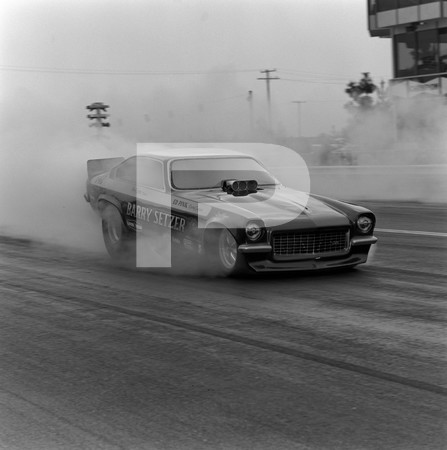 1972 NHRA All-Pro Drag Race - Orange County International Raceway