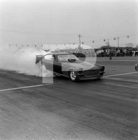 1972 NHRA All-Pro Drag Race - Orange County International Raceway