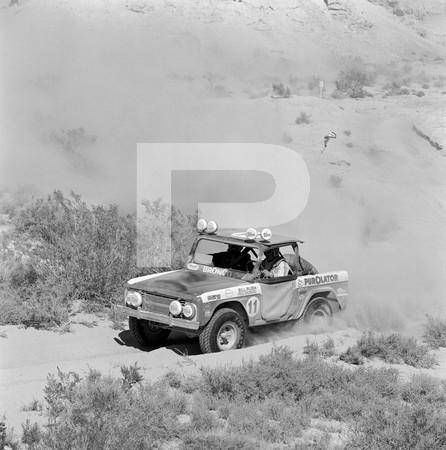 1972 Fifth Annual $56,000 Mint 400 Del E Webb Desert Rally - Las Vegas
