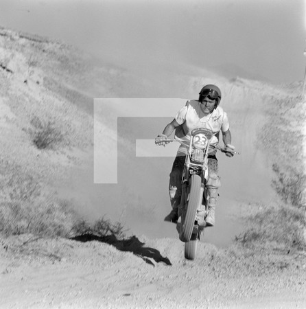1971 Del Webb Mint 400 Desert Rally Off-Road Race