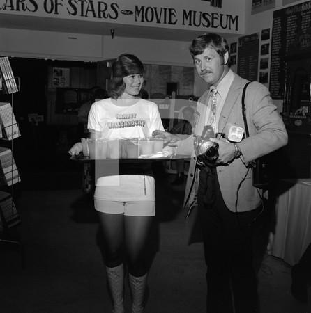 1972 SEMA Show - Anaheim Convention Center