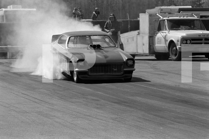 1972 NHRA Gatornationals - Gainesville Raceway Florida