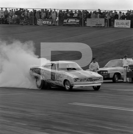 1971 NHRA Le Grandnational - Sanair Super Speedway - St Pierre Quebec Canada
