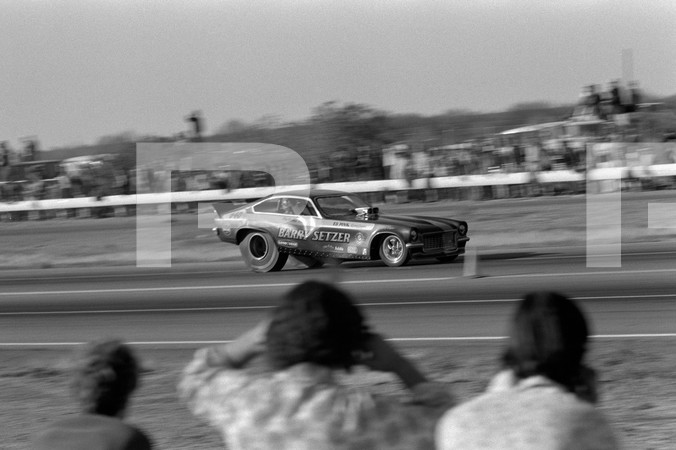 1972 AHRA Winter Nationals - Beeline Dragway Phoenix