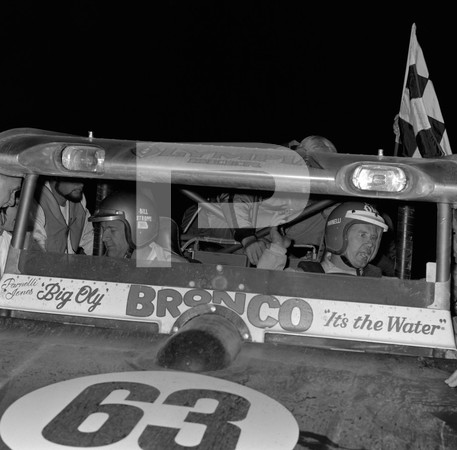 1971 NORRA Olympia Beer Parnelli Jones Bill Stroppe Mexican 1000 Off Road Race