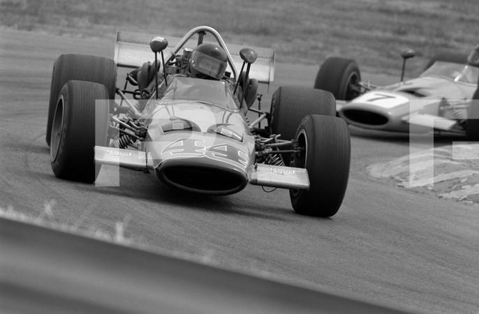 1971 SCCA Trans Am L&M Continental Formula 5000 Championship Monterey Grand Prix - Laguna Seca
