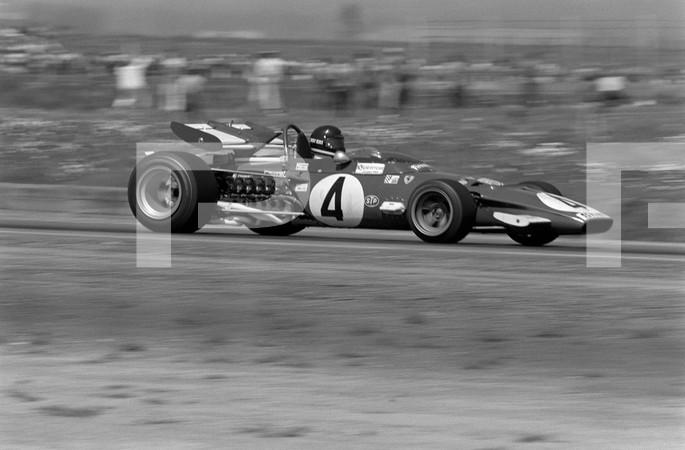 1971 Non Championship Formula 1 and Formula A Questor Grand Prix - Ontario Motor Speedway