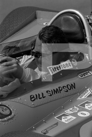 1971 NASCAR Marlboro Championship Trail California 500 - Ontario Motor Speedway