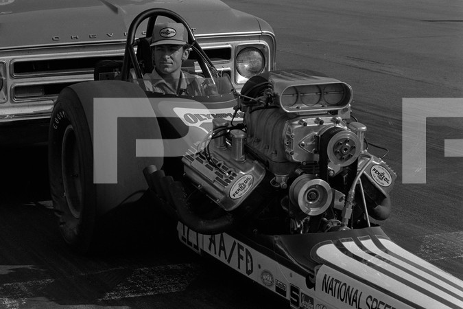 1970 NHRA Tenth Annual Winternationals - Los Angeles County Raceway Pomona