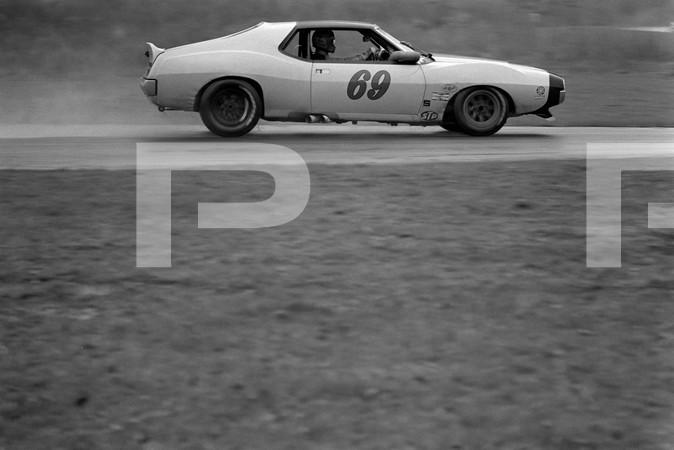 1971 SCCA Trans Am Road Race - Lime Rock Park Connecticut