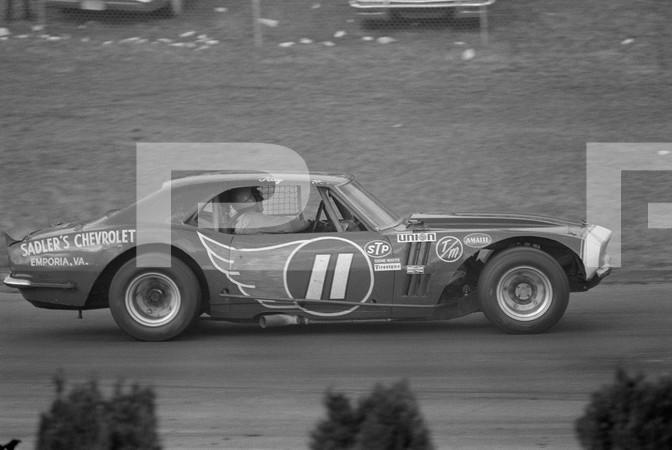 1972 NASCAR Modifieds And Sportsmans Dogwood 500 - Foyt - Martinsville Speedway Virginia