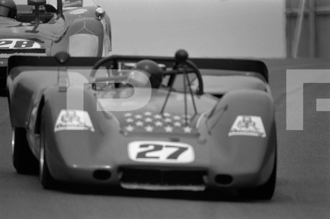 1971 SCCA Can-Am Challenge Race Labatts Blue Trophy 200 - Mosport International Raceway Bowmanville Ontario Canada