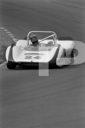 1971 SCCA Can-Am Challenge Race Labatts Blue Trophy 200 - Mosport International Raceway Bowmanville Ontario Canada