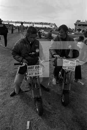 1971 NHRA 7th Annual World Finals - Amarillo Dragway Texas