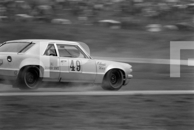 1971 SCCA Trans Am Road Race - Lime Rock Park Connecticut