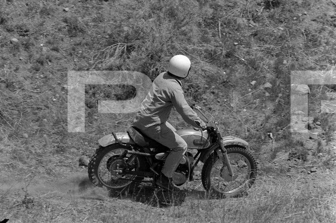 1972 Hot Rod Magazine 1st Annual Off Road Motorcycle Trip - Unknown Location