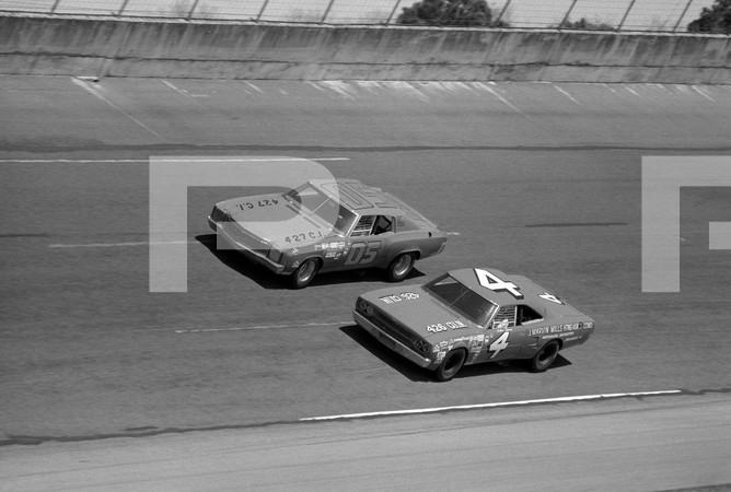 1972 NASCAR Winston Cup 14th Annual Daytona 500 - Permatex 300 - Citrus 250