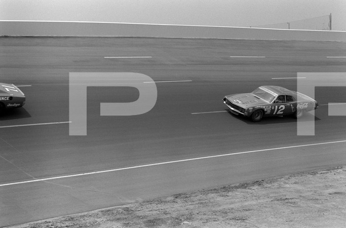 1971 NASCAR Winston Cup Series Delaware 500 - Dover Downs International Speedway