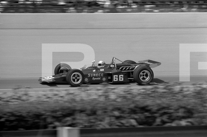 1971 USAC 55th 500 Mile International Sweepstaikes - Indianapolis Motor Speedway - Indy 500