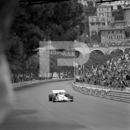 1971 FIA Formula 1 29th Grand Prix Of Monaco Street Circuit