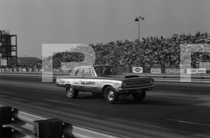 1971 NHRA Supernationals - Ontario Motor Speedway