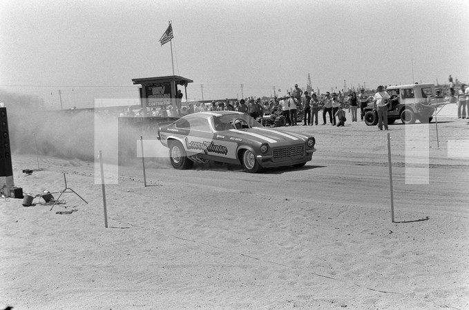 1972 National Sand Competition Association - Bakersfield Trailblazers Sand Drags