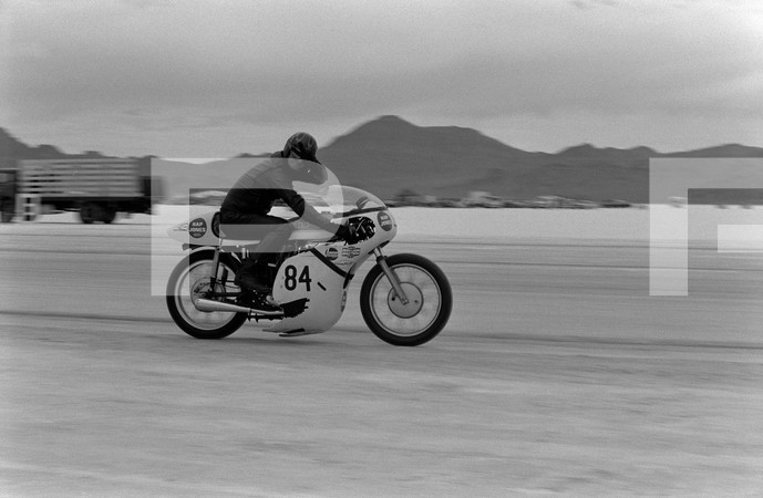 1971 23rd Southern California Timing Association Speed Record Trials - Bonneville Speedway Utah