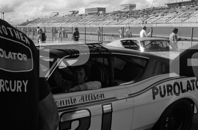 1971 NASCAR American 500 - North Carolina Motor Speedway Rockingham