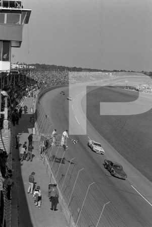 1971 NASCAR Grand National Winston Cup - Daytona 500