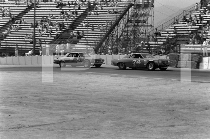 1971 NASCAR Late Model Sportsman Golden State 100 - Riverside International Raceway