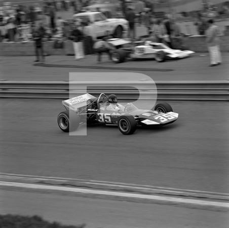 1972 SCCA Regional L&M Grand Prix Continental F5000 Road Race - Laguna Seca