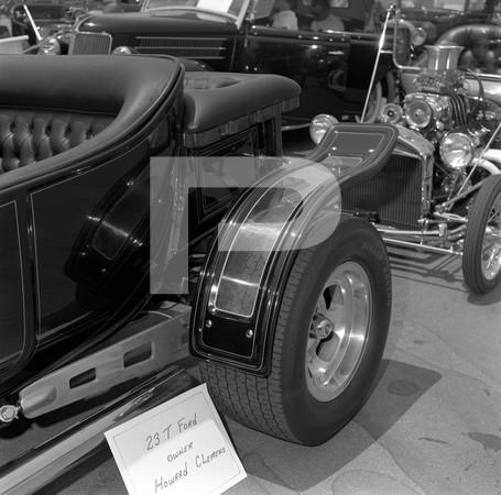 1971 Los Angeles Roadster Show - Jeff Cooper Combat Match