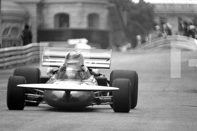 1971 FIA Formula 1 29th Grand Prix Of Monaco Street Circuit