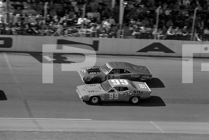 1971 NASCAR Grand National Winston Cup - Daytona 500