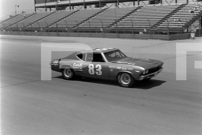 1971 NASCAR Winston Cup Budweiser 400 - Riverside International Raceway