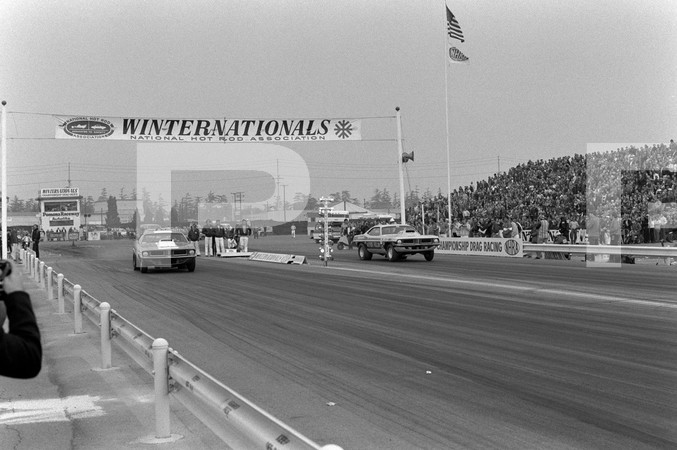 1972 NHRA Winternationals - Pomona, California