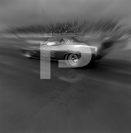 1971 Inaugural Hang Ten Funny Car 500 Drag Race - Orange County International Raceway