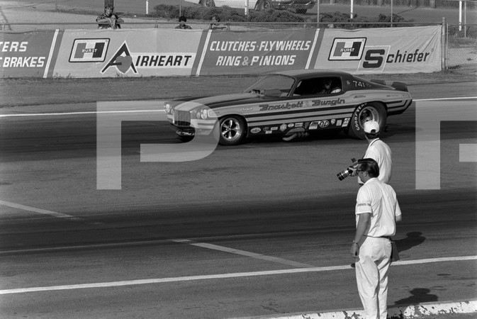 1971 Drag Races - Orange County International Raceway