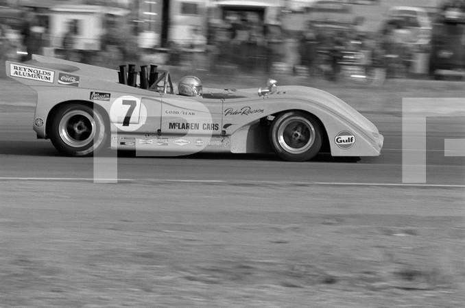 1971 SCCA Can Am Los Angeles Times Grand Prix - Riverside International Raceway