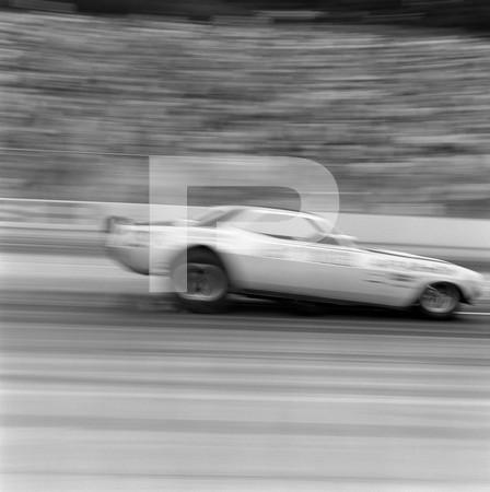 1971 International Hot Rod Association IHRA Spring Nationals - Bristol Motor Speedway Tennessee