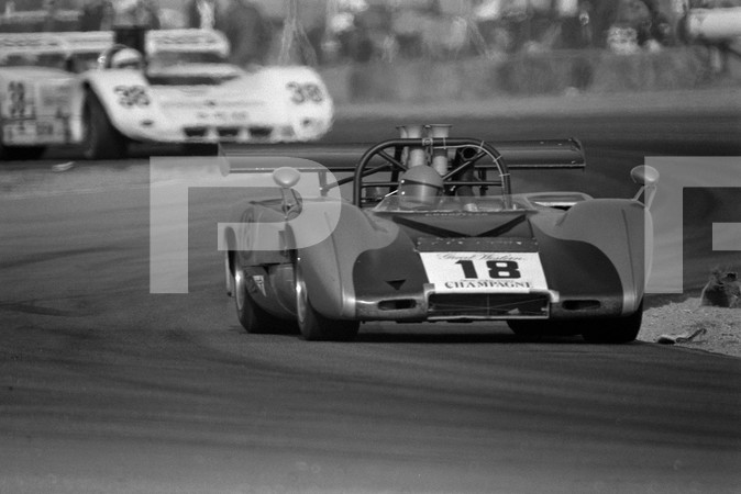 1971 SCCA Can Am Los Angeles Times Grand Prix - Riverside International Raceway