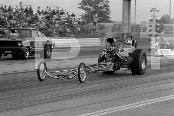 1971 NHRA US Nationals - Indianapolis Raceway Park Clermont Indiana