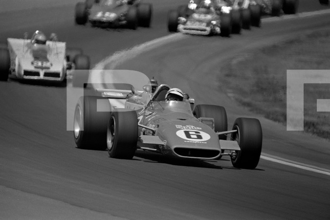 1972 USAC Champ Car Series Schaefer 500 - Pocono Motor Speedway - Long Pond Pennsylvania
